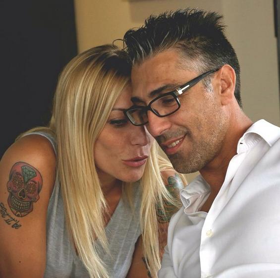 Karina cascella di nuovo innamorata le foto con il for Foto di zig e sharko