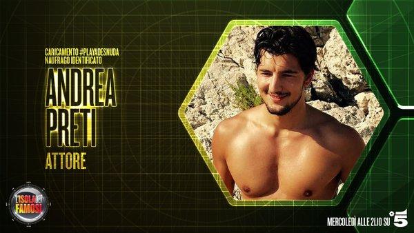 andrea preti playa desnuda