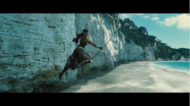 Wonder Woman, il nuovo spettacolare trailer italiano del cinecomic